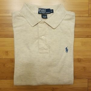 Polo by Ralph Lauren long sleeves beige cream M